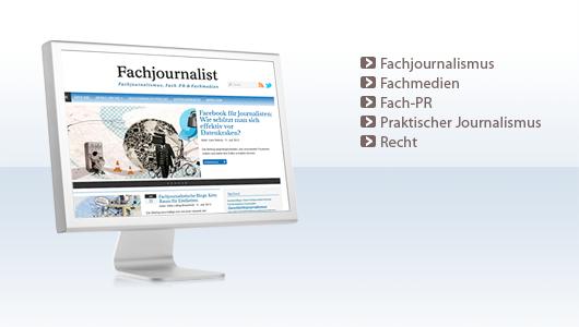 Onlinemagazin Fachjournalist